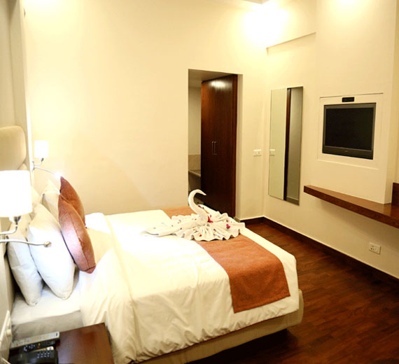 Executive Hotel Rooms for Corporates