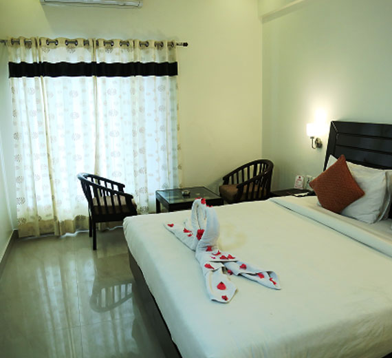 Standard Hotel Rooms in Dehradun